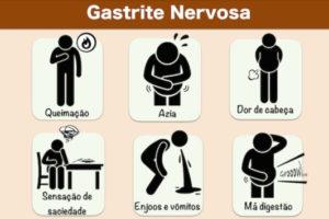 gastrite nervosa